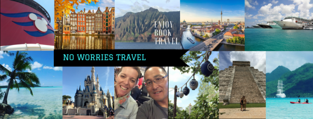 No Worries Travel Enjoy Book Travel